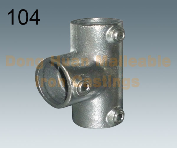Tube clamp 104