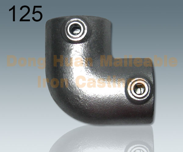 Tube clamp 125