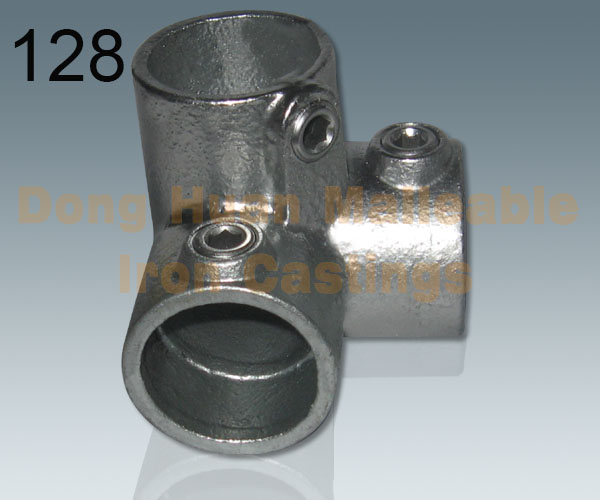 Tube clamp 128