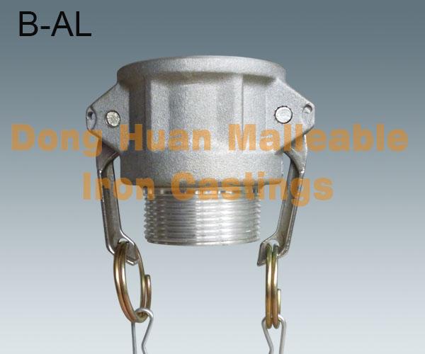 Camlock coupling B-AL