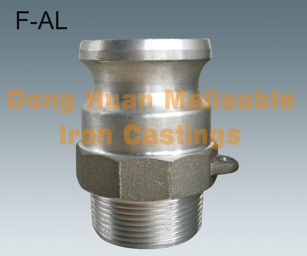 Camlock coupling F-AL