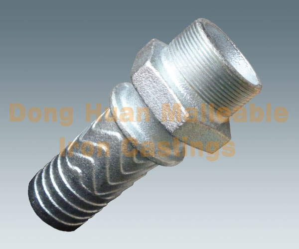 Ground Joint Coupling hoseend